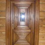 dvere do exteriéru