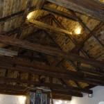 renovácia krovu kostola